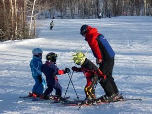 Teach Your Kids To Ski
