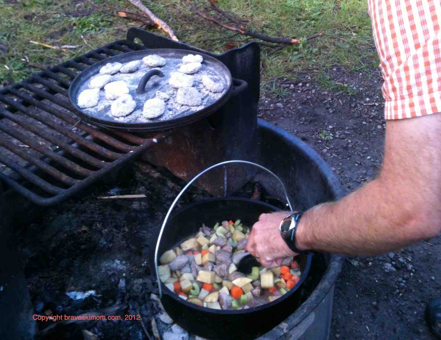 how to make roast beef in dutch oven