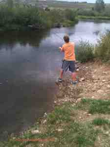 fly fishing on the fraser river granby ranch colorado