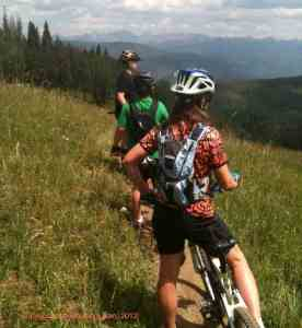 Family Getaway: Mountain Biking at Beaver Creek, Colorado