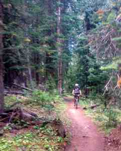 cross country mountain bike beaver creek colorado