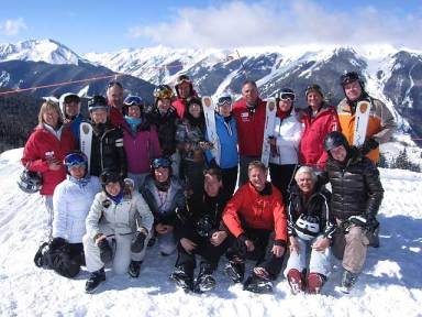 Clendenin Ski Method camp aspen colorado