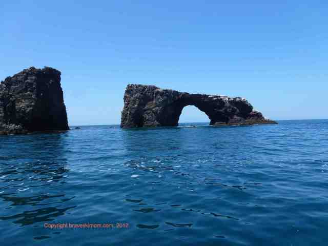 channel islands arch