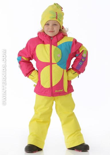 Obermeyer girls kismet jacket china pink winterkids.com