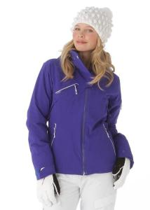 Salomon Speed II Jacket in Dark Violet Blue