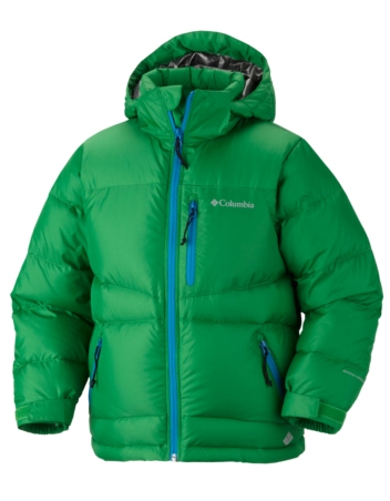 Columbia boys space heater jacket