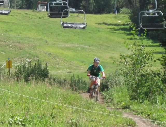 mountain biking telluride colorado