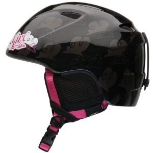 junior girls giro slingshot helmet ski 'n See utah