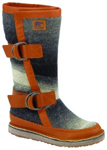 Sorel Chipahko Blanket Boot