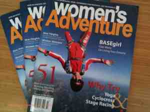 womens adventure cover fall 2012