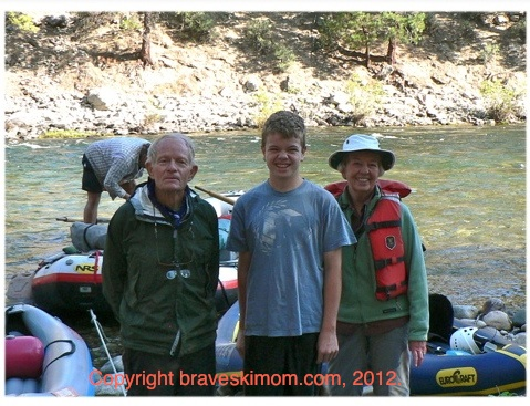 rafting middle fork salmon river