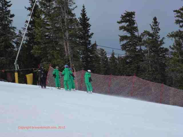 psia alpine team copper mountain colorado