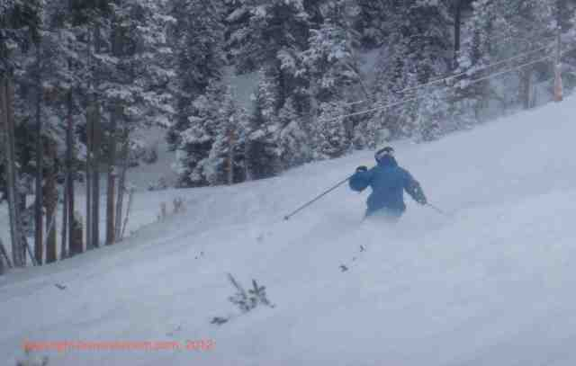 Rose Bowl powder beaver creek colorado