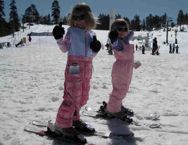 snow valley ski california