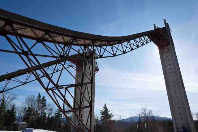 Olympic Jumping Complex Lake Placid © ORDA:Dave Schmidt