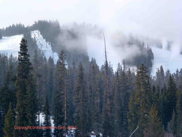 manmade snow eldora