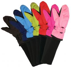 Snowstoppers nylon mittens