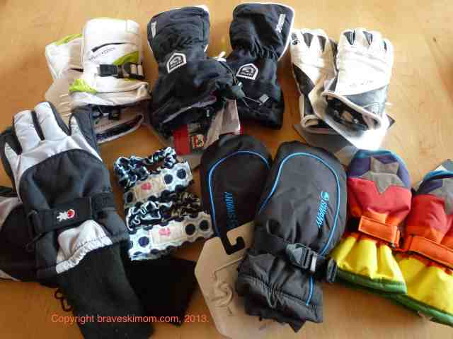 giveaway gloves and mittens for kids