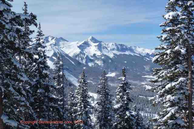 mount wilson view telluride