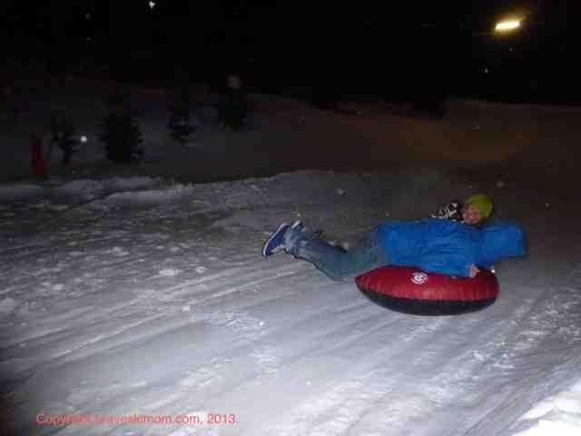ullr nights tubing snowmass