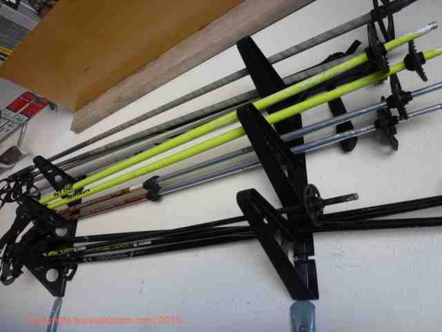 store your board poles