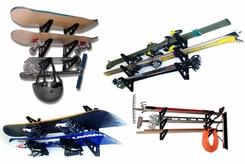 store your board multi sport rack