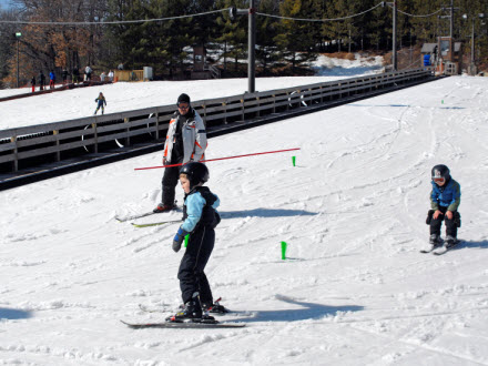 ski lessons hyland minnesota