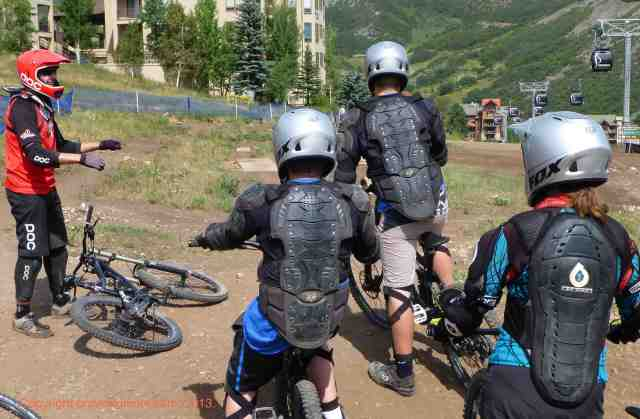 ABCs of downhill biking bike snowmass