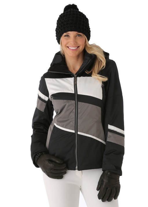 Obermeyer Women's Charlotte Jacket in Black