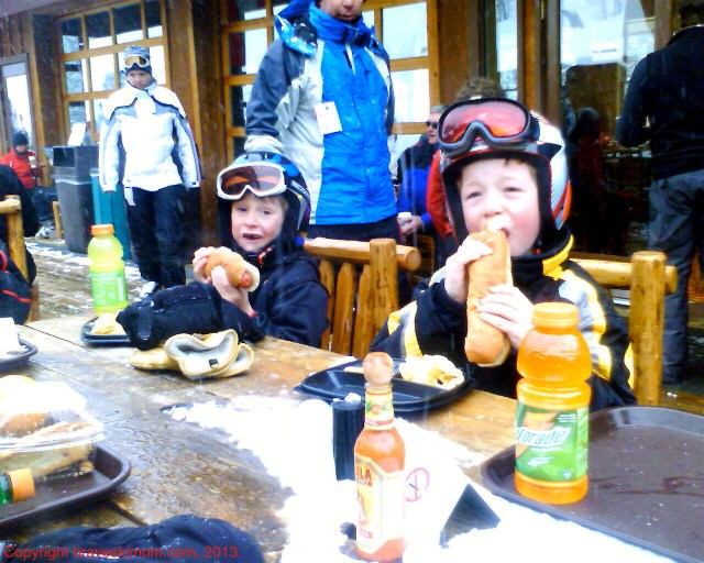 beaver creek hot dogs