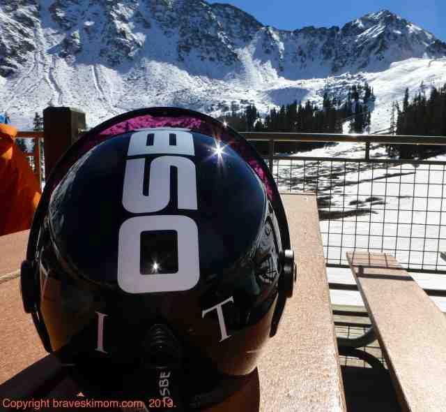 osbe ski helmet