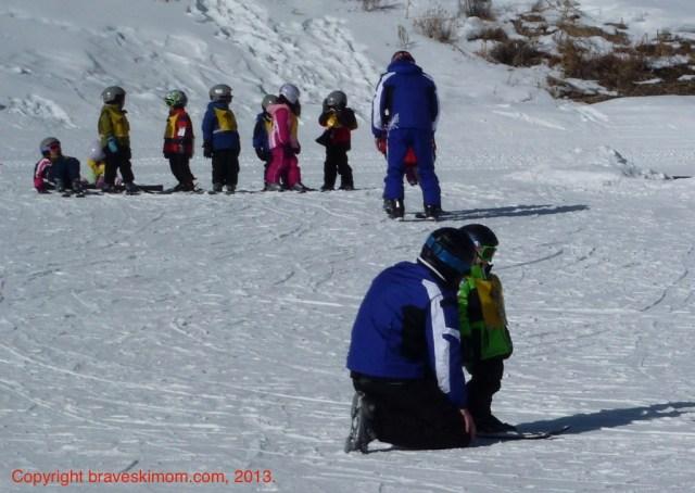 ski school ski granby ranch