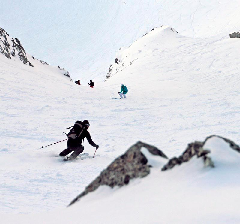 lee lay photographer extremely canadian backcountry ski
