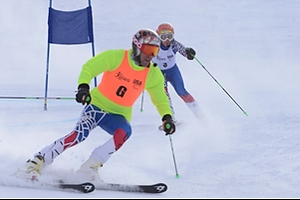 rob and danelle umstead ski racers