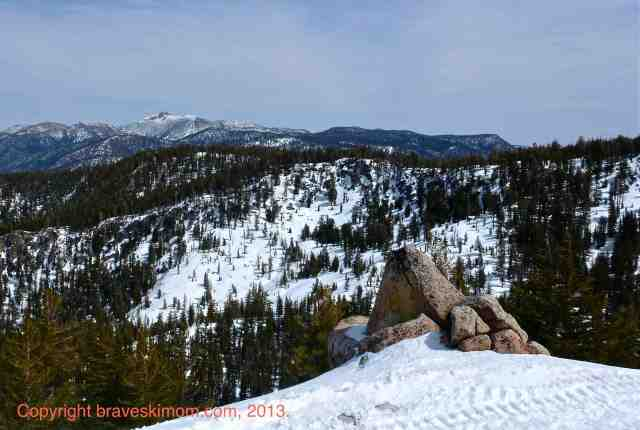 huckleberry canyon sierra at tahoe