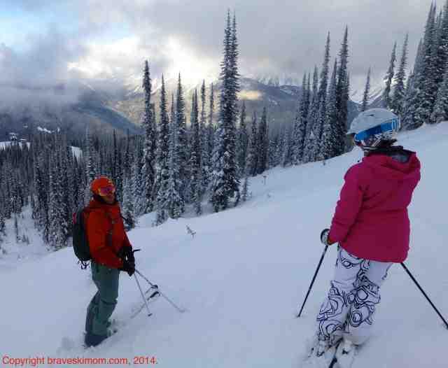 revelstoke ski powder