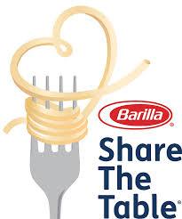 barilla share the table campaign