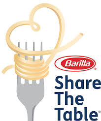 barilla share the table campaign