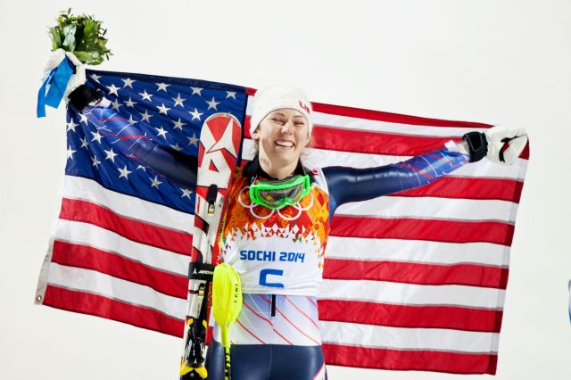 Photographer: Sarah Brunson/US Ski Team