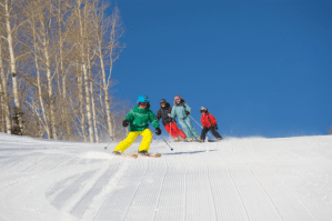 Family Skiing: Making Memories at Resorts in the Southeast and Deer Valley, Utah
