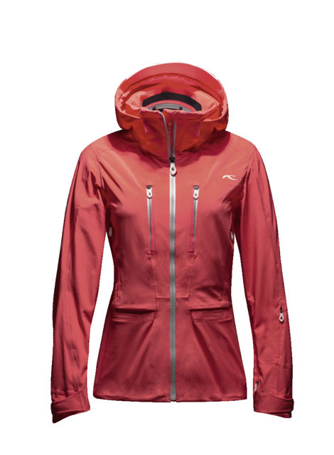 kjus frx ladies ski jacket