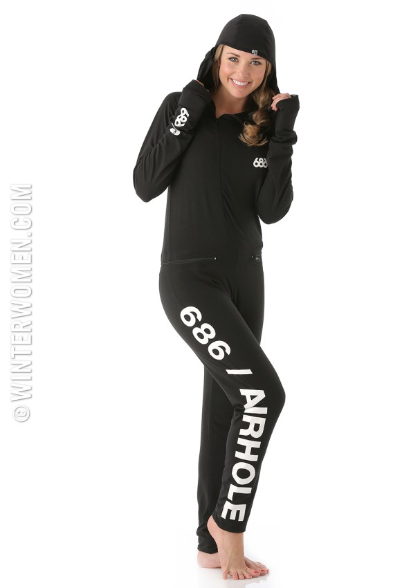 686 Airhole Thermal One Piece Baselayers.