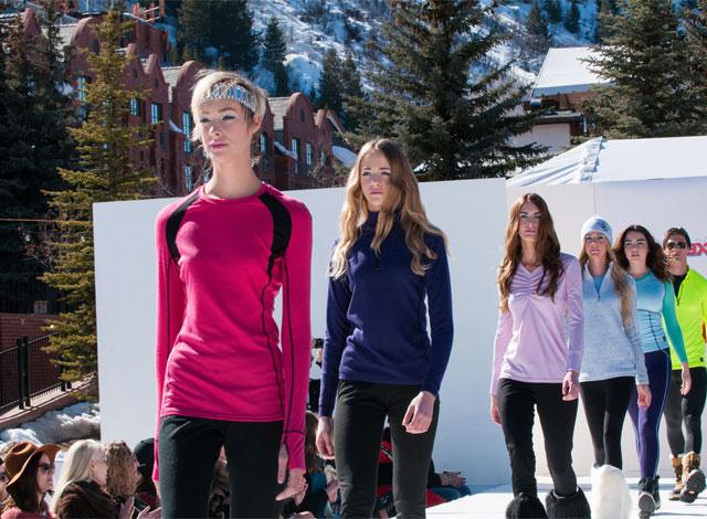 polarmax aspen fashion week 2014