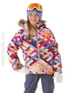 686 rhythm jacket for girls