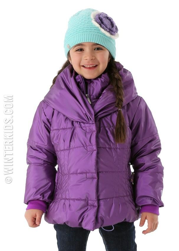 obermeyer little girls ski coat