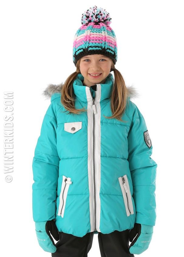 Obermeyer reed jacket for girls