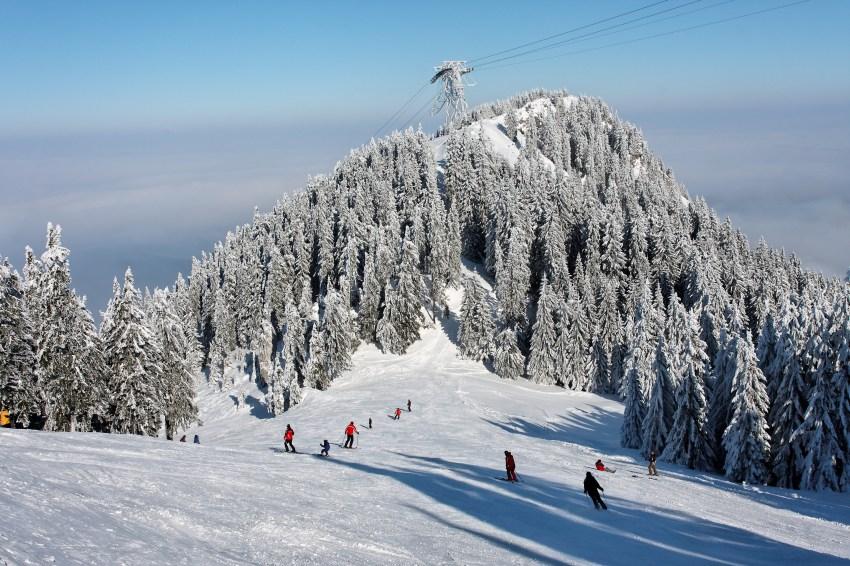 Poinana Brasov, Romania ski