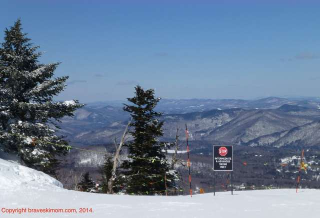 black diamond killington