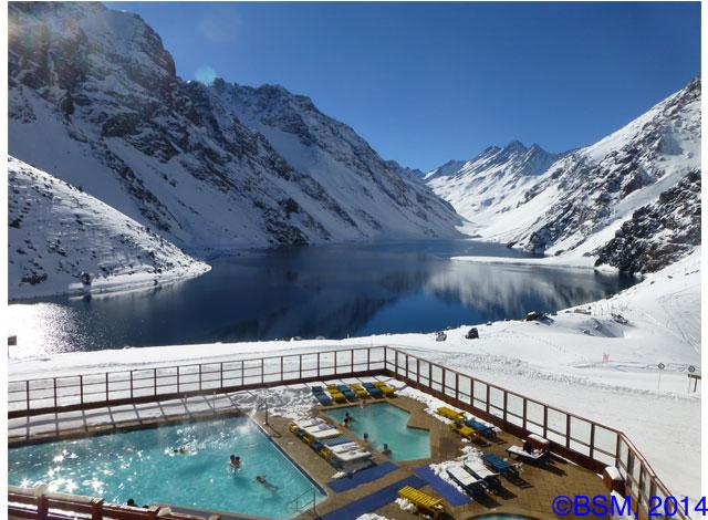 hotel portillo laguna del inca
