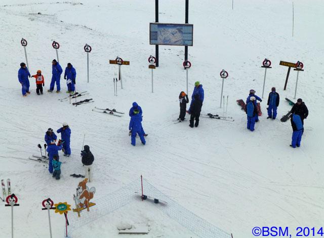 portillo ski and ride school